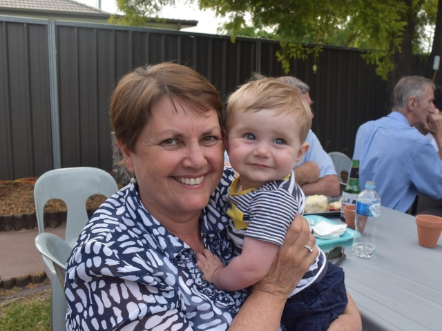 Blue Mountains Naming Ceremony