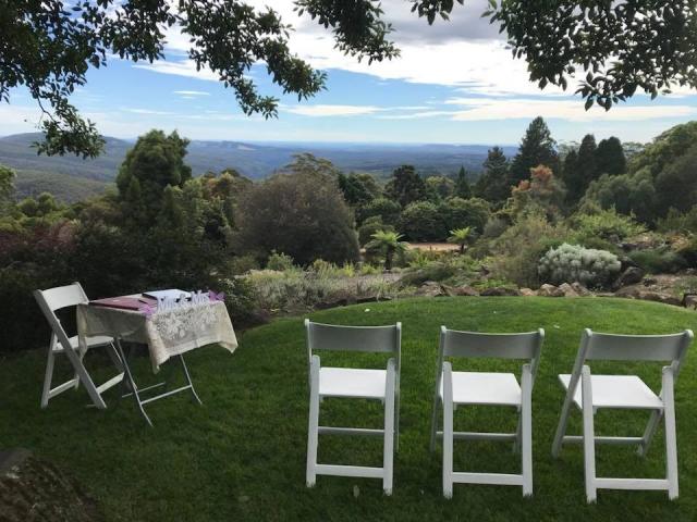 Same Sex Wedding Celebrant Blue Mountains