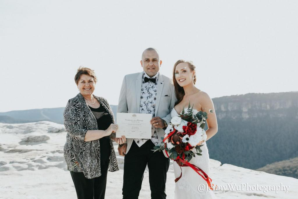 Wedding Celebrant Blue Mountains 23