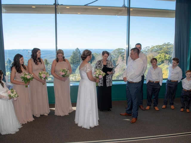 Wedding Celebrant Blue Mountains 24