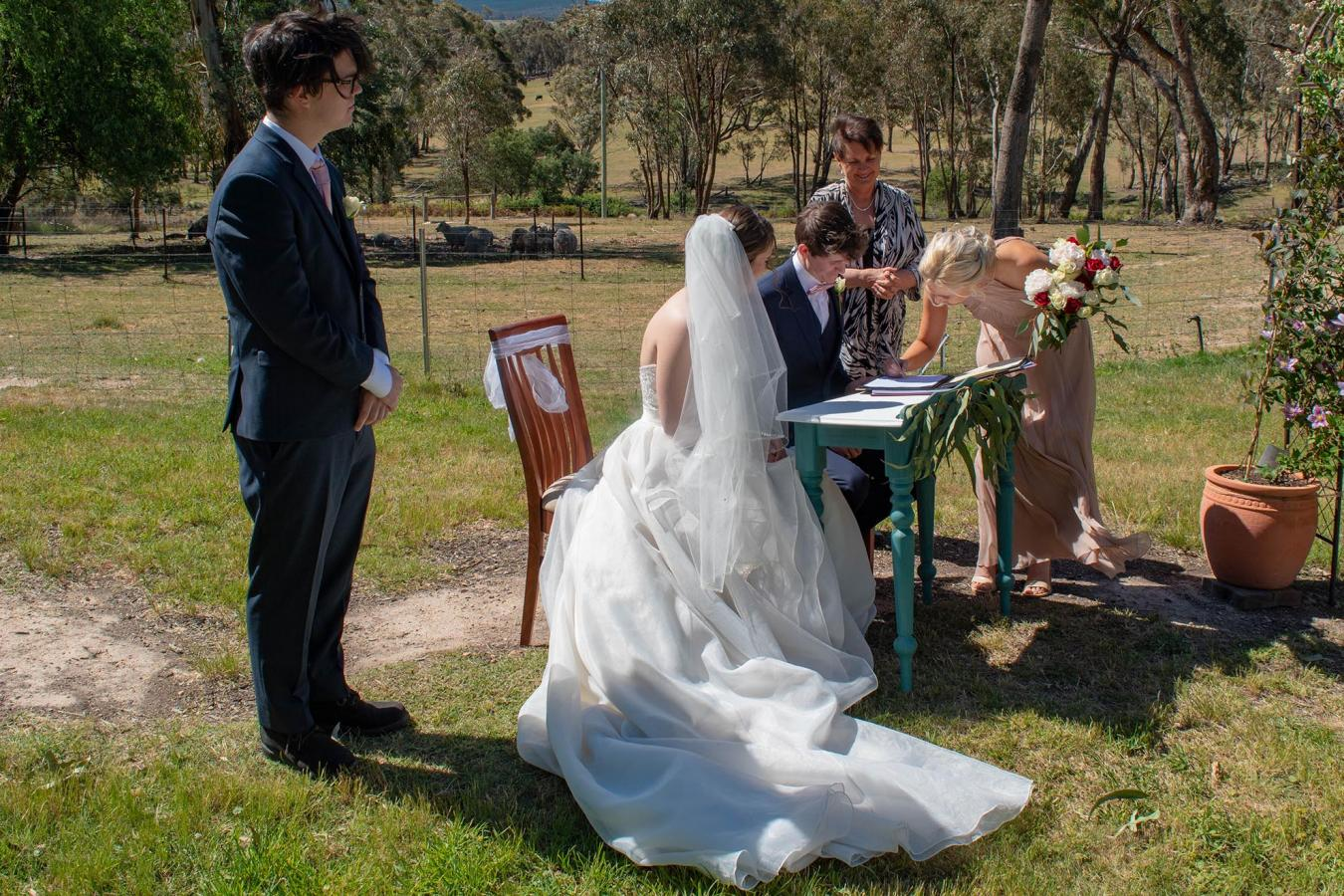Wedding Celebrant Blue Mountains 26