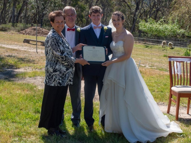 Wedding Celebrant Blue Mountains 28