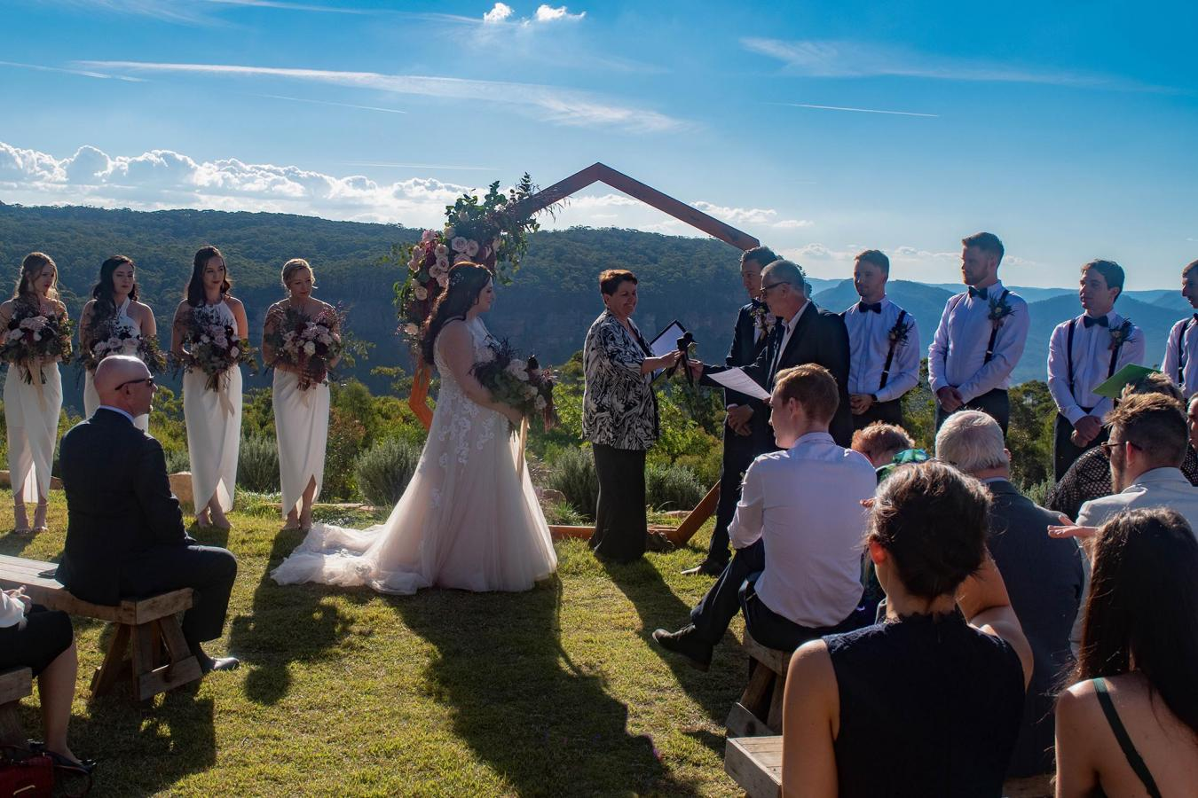 Wedding Celebrant Blue Mountains 38